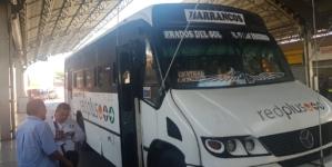 Sancionan a 177 camiones urbanos por no contar con validadores de decuento a estudiantes y discapacitados