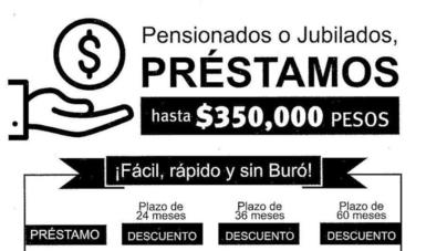 ¿Cómo conseguir hasta 34 créditos cuando se es trabajador del Gobierno de Sinaloa?