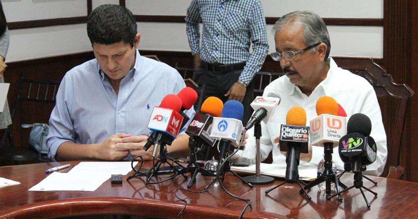 Zona metropolitana Culiacán no contempla unificación con Navolato: Estrada Ferreiro