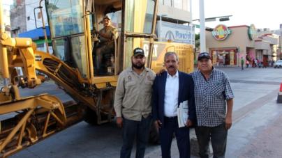 Ayuntamiento de Culiacán ha reparado 16 vehículos que se encontraban obsoletos