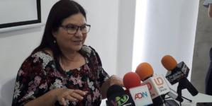"""""""Es un error no renovar dirigencia de Morena en Sinaloa"""", lamenta Senadora"""