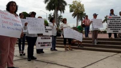 En grave crisis los maestros jubilados de Sinaloa | El análisis de Alejandro Luna