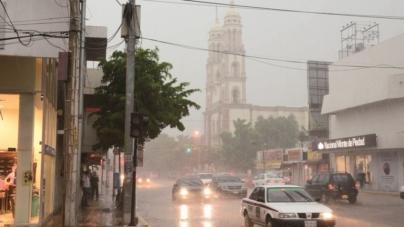 Sinaloa en alerta amarilla; se pronostican fuertes lluvias en las próximas horas