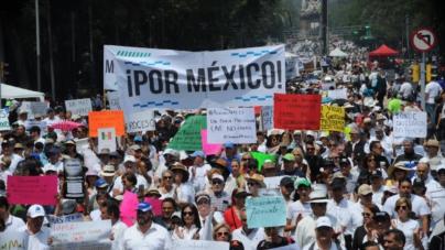 Efecto ESPEJO | La marcha anti AMLO en un país de libertades plenas