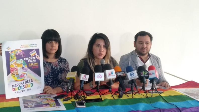 'Pasos de Lucha' | Marcha de la Diversidad Culiacán va por su sexto año consecutivo