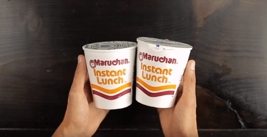 ¿Por qué deberías dejar de comer sopas Maruchan?