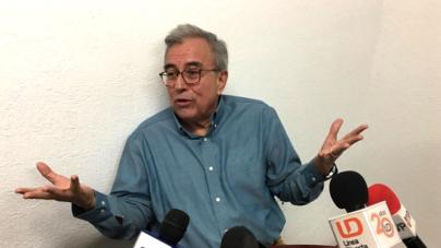 Que se muestren pruebas de sobornos en el Congreso, pide Rocha Moya
