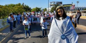 Marcha por los desaparecidos | Relatos del dolor colectivo