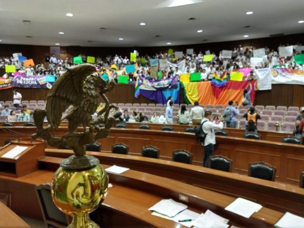 ¡Denegado! | Diputados de Sinaloale dicen NO al matrimonio igualitario