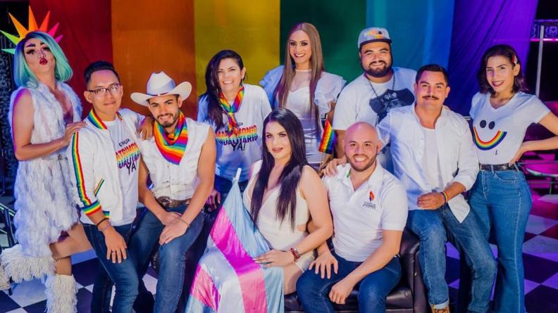 Ciudadanos diversos   Activistas y ciudadanos LGBT+ de Culiacán invitan a dar Pasos de Lucha