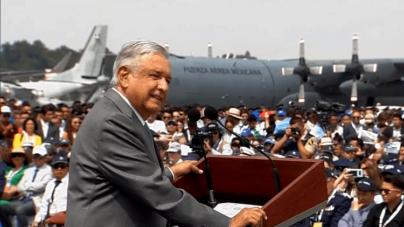 Tribunal suspende obra del aeropuerto de Santa Lucía; «no han iniciado», responde López Obrador