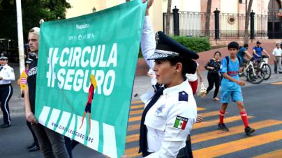 ¿Ciudad de cafres? | Invitan a peatones, ciclistas y automovilistas a circular con responsabilidad