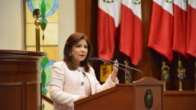 Urge diversificar mercados internacionales ante amenaza de aranceles: Gloria Himelda Félix