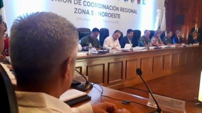 Sinaloa solicita la creación de la Octava Región de la Guardia Nacional en Escuinapa
