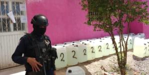 Destaca AMLO reducción de la violencia y detección de narcolaboratorios en Sinaloa