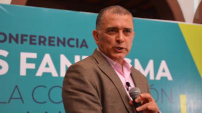 Donde hay presupuesto sustancioso ahí están las 'Empresas Fantasma': Luis Pérez de Acha