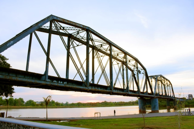 Ayuntamiento busca apoyo de empresarios para pintar el Puente Negro; se requieren 800 mil pesos, indican