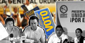 Acusan elección a modo de dirigencia del Suntuas Administrativos; planilla única niega favoritismo