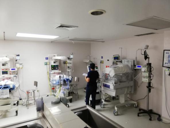 Se encuentran estables cuatrillizos nacidos en Hospital de la Mujer en Culiacán