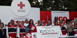 Empresarios no se unen | Culiacán le falla a Cruz Roja en colecta 2019