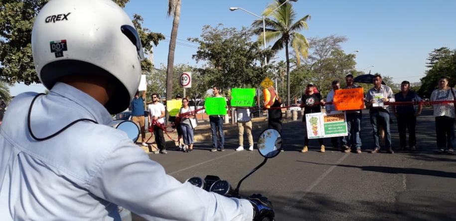 La velocidad mata | Luego de accidente, activistas se manifiestan y UAS anuncia medidas de seguridad