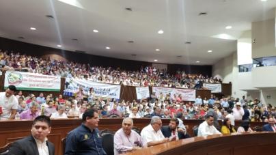Ley Orgánica | No entendemos qué les preocupa, dice Graciela Domínguez ante manifestación de la UAS