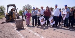 Inicia Ayuntamiento obras de alcantarillado sanitario en sindicaturas de Culiacán