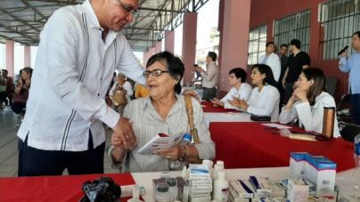 """El PRI está de pie"" asegura el diputado Sergio Jacobo Gutiérrez"