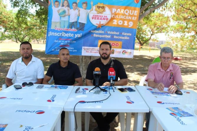 ¿Qué hacer este verano?   Invita Parque Culiacán 87 a cursos de verano para niños y jóvenes