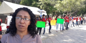 Alumnos sin apoyo | Les quitan beca de Prospera y no les dan la Benito Juárez