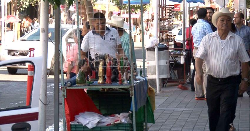 Comercio informal acapara hasta 65% de las ventas: Canaco Culiacán