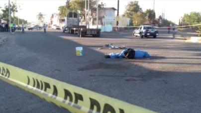 Sin cultura vial | Ciclista muere atropellado por un tráiler en Culiacán