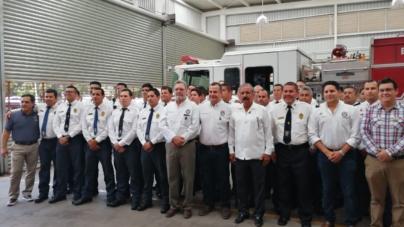 Lealtad al bienestar | Bomberos Culiacán cumplen 70 años de prestar sus servicios y estrenan techumbre en sus instalaciones