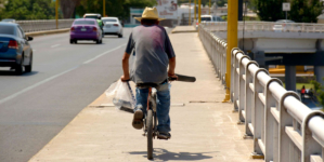 Sinaloa bicicletero | A pesar del calor, culichis están dispuestos a moverse en bicicleta