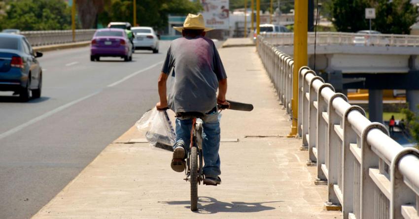 Sinaloa bicicletero   A pesar del calor, culichis están dispuestos a moverse en bicicleta