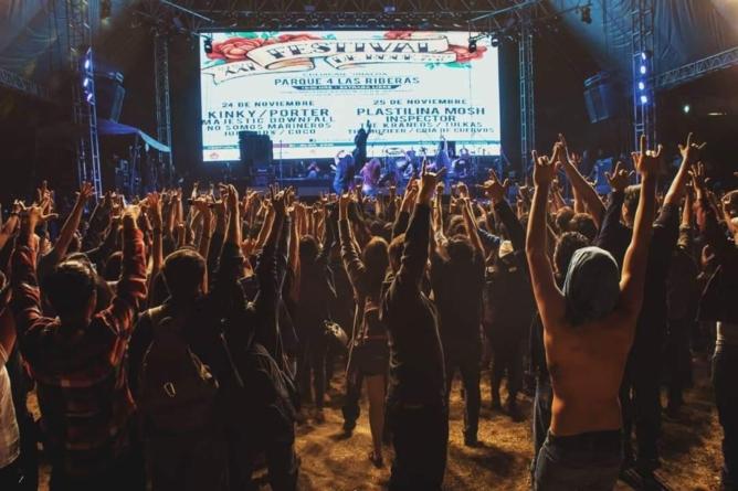¿Quién para el Festival del Rock? | Convocatoria para bandas y cartel a punto de lanzarse