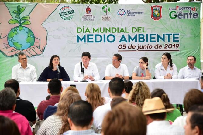 «Un pulmón más» | Anuncian la creación de Jardín botánico en Guamúchil