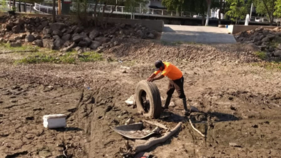 Va ahora Ayuntamiento de Culiacán contra llantas viejas