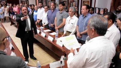 Alberto Gerardo Medrano rinde protesta como nuevo director del Implan