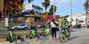 Sinaloa bicicletero | Bici pública en Mazatlán… ¿transporte público o atracción turística?