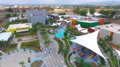 Anuncia Alcalde transformación de Parque Temático en centro de convenciones en Culiacán