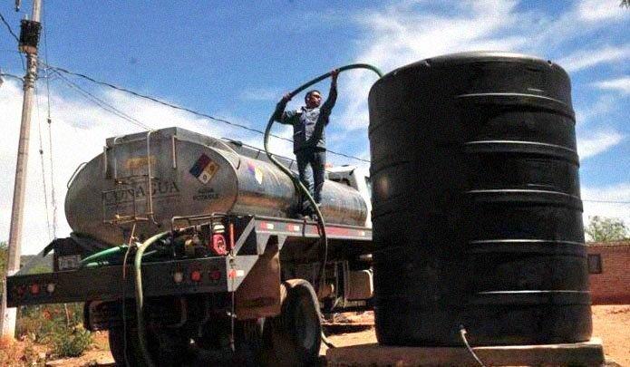 Sequía en Sinaloa   Sin aprobarse recursos para llevar agua a 385 comunidades: Ceapas
