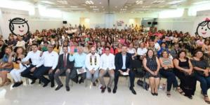 Egresa primera generación de promotores de desarrollo infantil