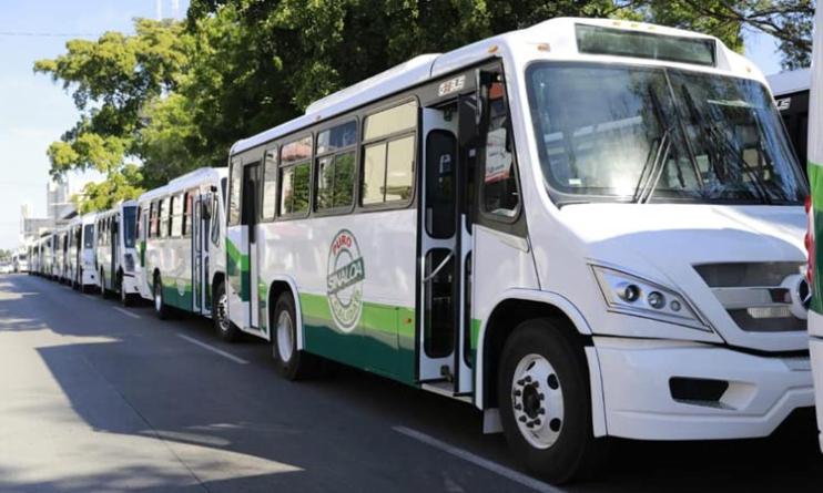 Nuevos camiones, nuevo precio   Transporte urbano costará hasta 11 pesos en Sinaloa