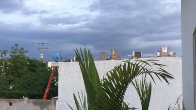 DENUNCIA | Antena telefónica continúa su construcción incluso después de clausurada, reclaman vecinos