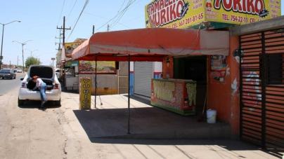 No logran despejar banquetas de Bacurimí; va Ayuntamiento por vía legal