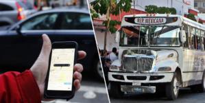 Transporte público vs privado | ¿Ya es mejor viajar en Uber que en camión?