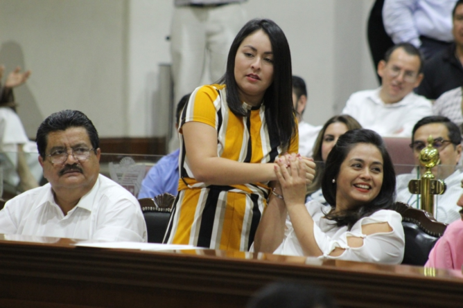 Empatan votación | En suspenso cuenta pública de Quirino
