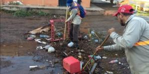Lluvias dejan más de 15 toneladas de basura en Culiacán, asegura Ayuntamiento