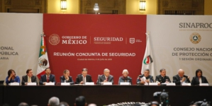 Consejo Nacional de Seguridad acuerda incremento de 50% en recursos para seguridad en municipios